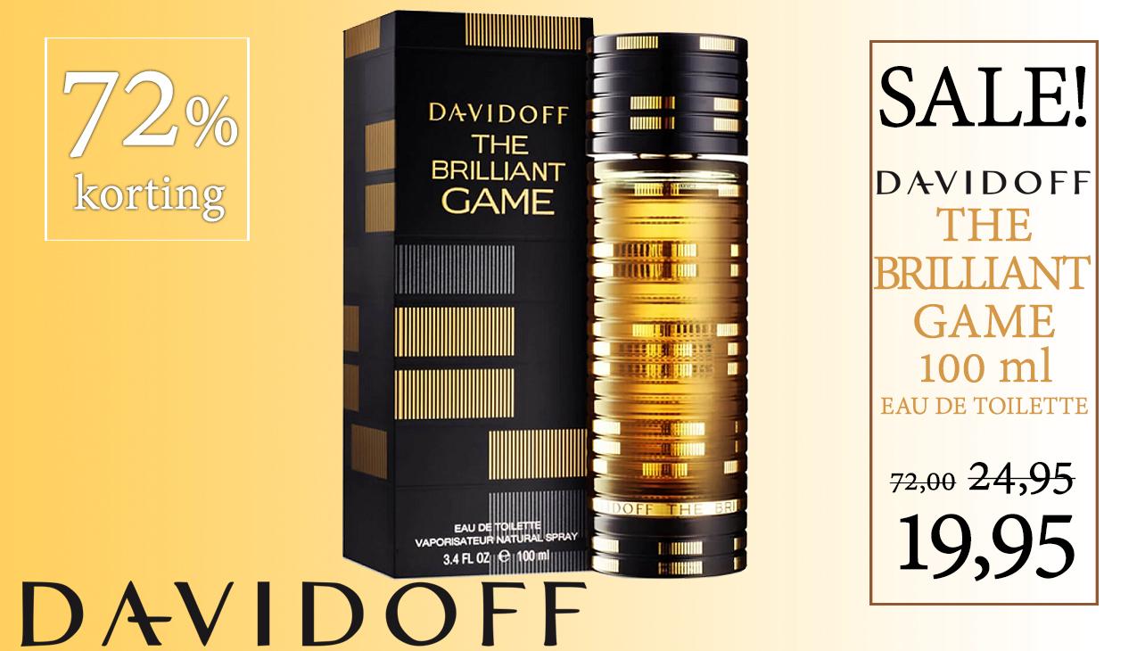 Davidoff The Brilliant Game; speel het spel met meesterschap