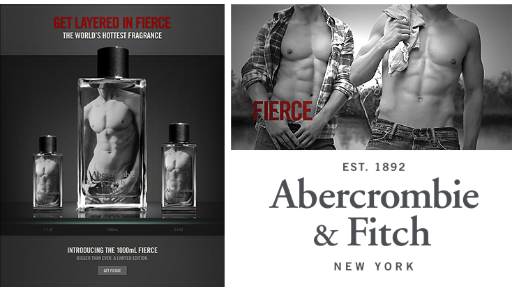 Abercrombie & Fitch Fierce; meer dan een een cologne