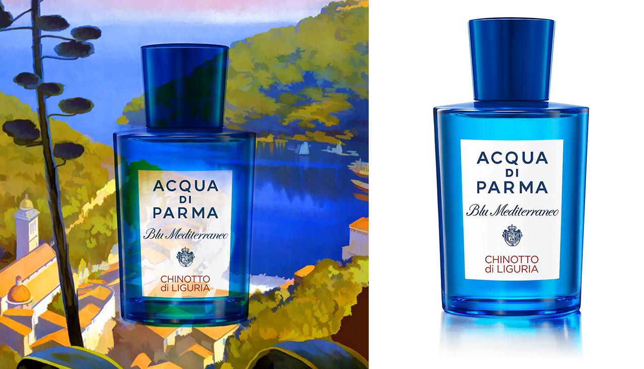 Acqua di Parma Blu Mediterraneo Chinotto di Liguria