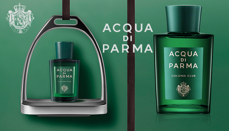 Exclusief! Acqua di Parma Colonia Club Eau De Cologne