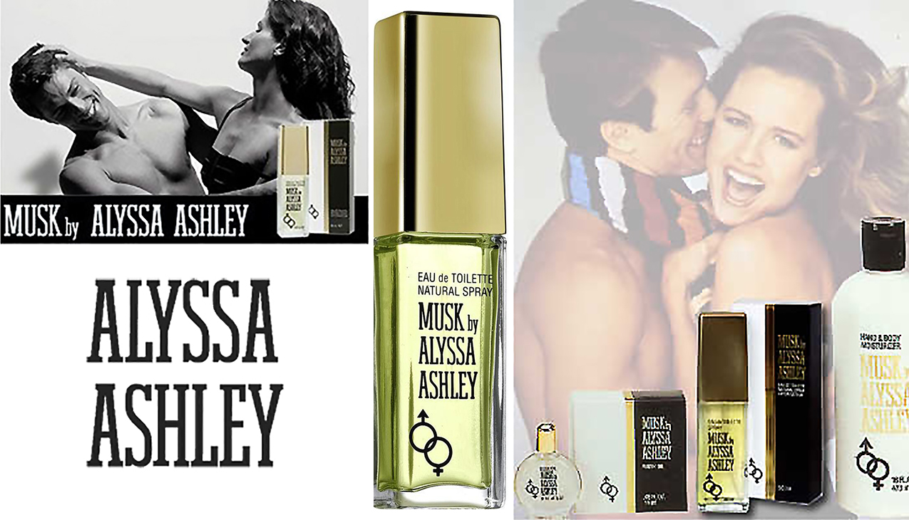 Alyssa Ashley Musk; Fris, zacht en elegant