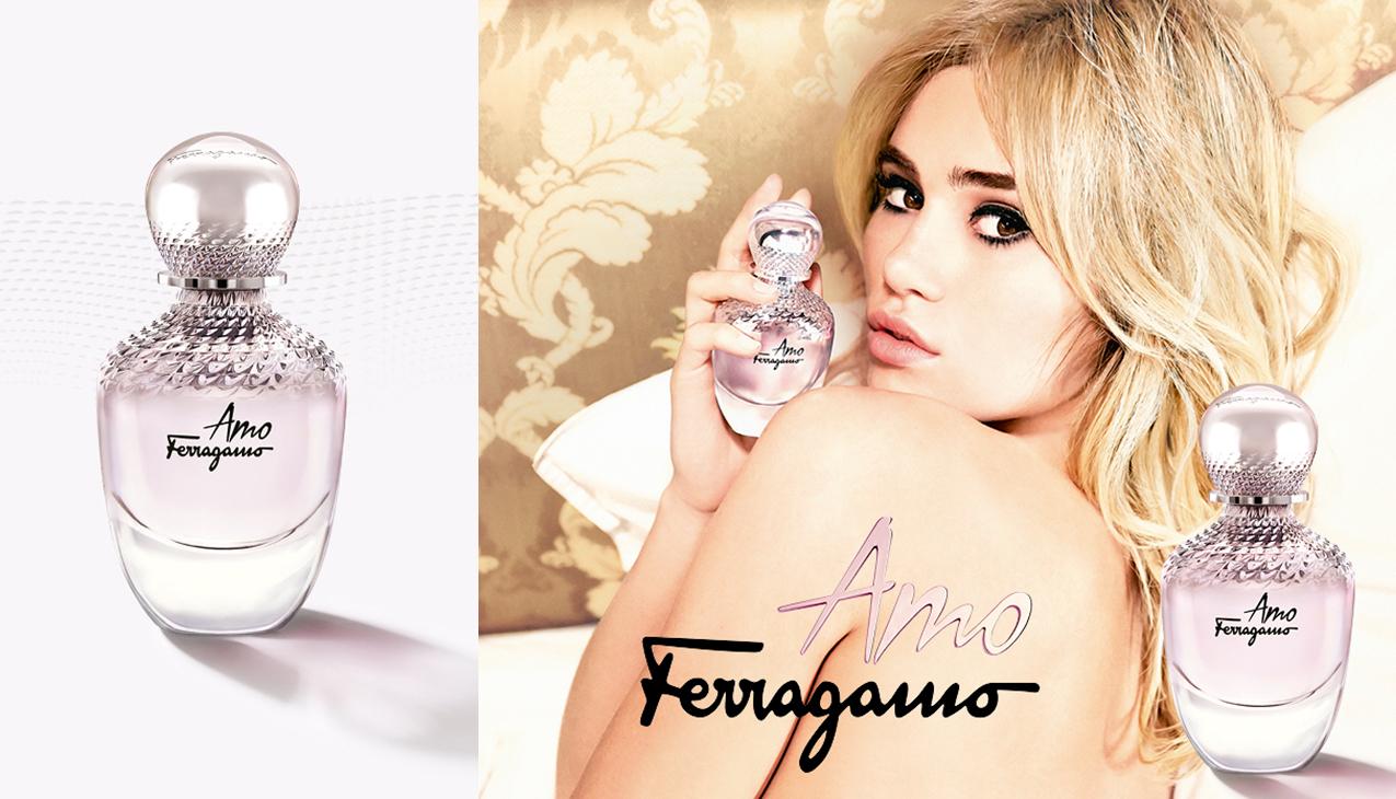 Nieuw! Amo Ferragamo; een heldere en glamoureuze eau de parfum