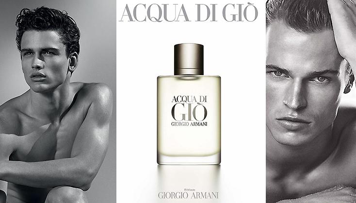 Acqua di Gio Homme; een geur van vrijheid, vol wind en water