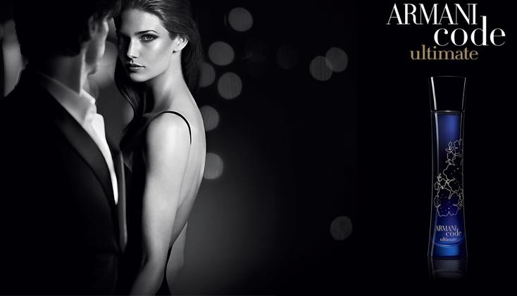 Armani Code Ultimate Femme eau de parfum