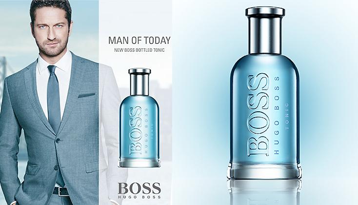 Hugo Boss Bottled Tonic; Intens en tegelijkertijd evenwichtig