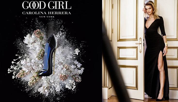 Carolina Herrera Good Girl, It's So Good To Be Bad !