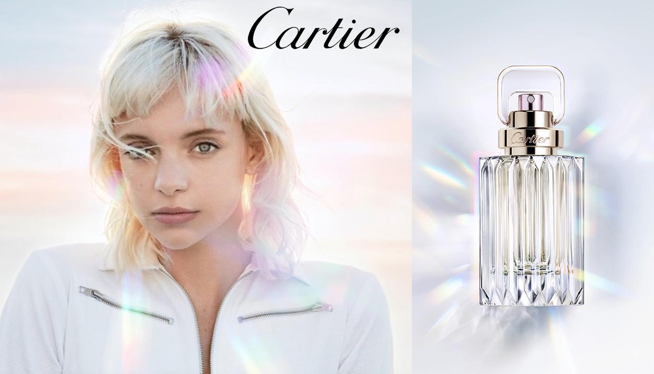 Cartier Carat; een olfactorisch juweel op je huid