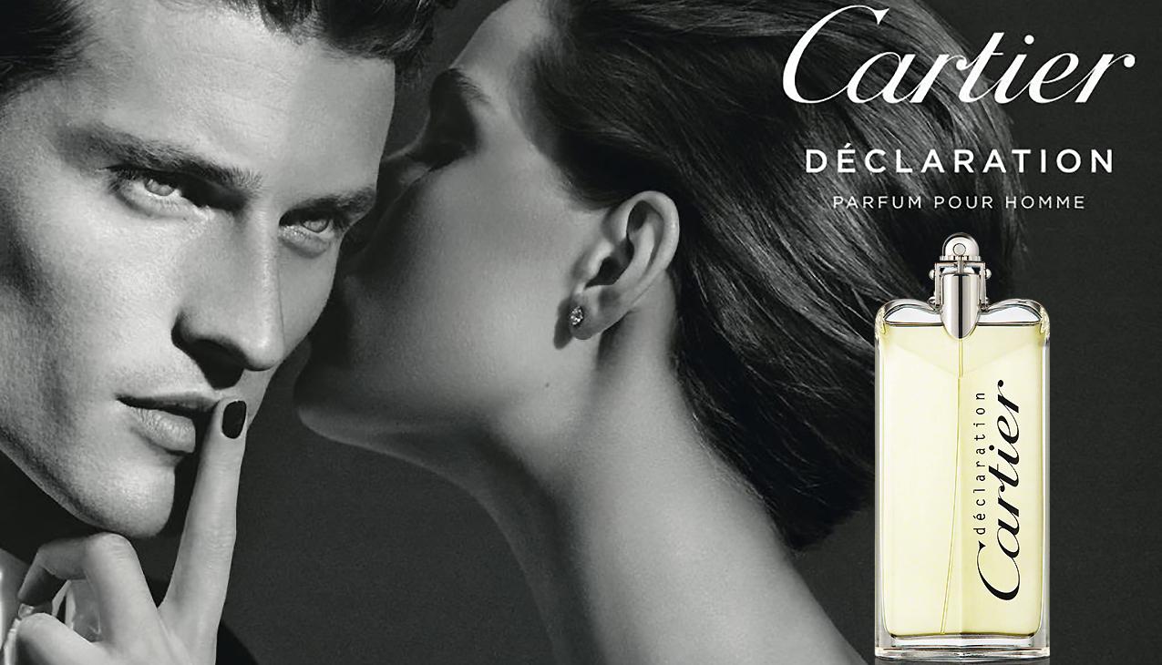 Cartier Declaration eau de toilette; Verfijnd, Elegant en Sensueel