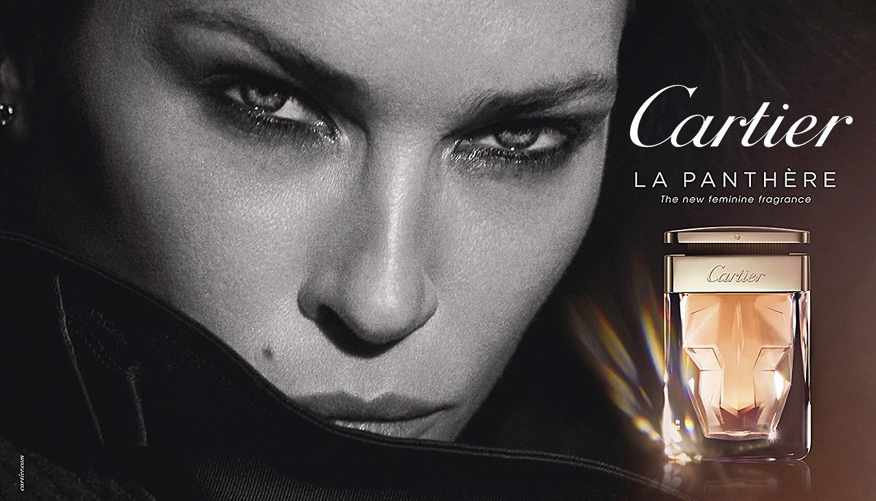 Cartier La Panthère; een symbool van vrijheid