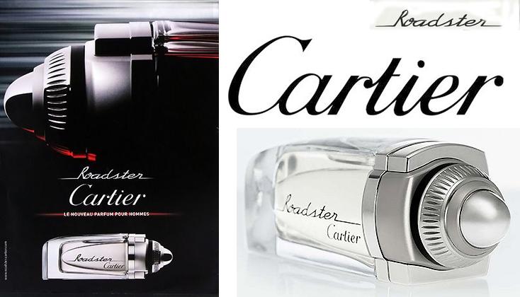Cartier Roadster 100ml edt 58% korting! van € 87,50 voor € 36,50