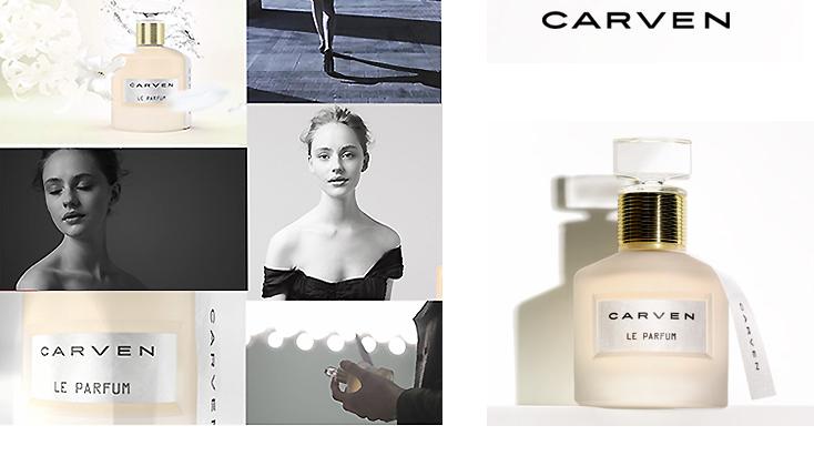 Carven Le Parfum; eenvoud, frisheid en betoverende charme