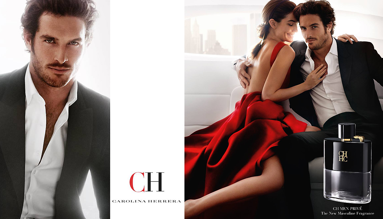 CH Men Prive; definieert elegantie, luxe en passie