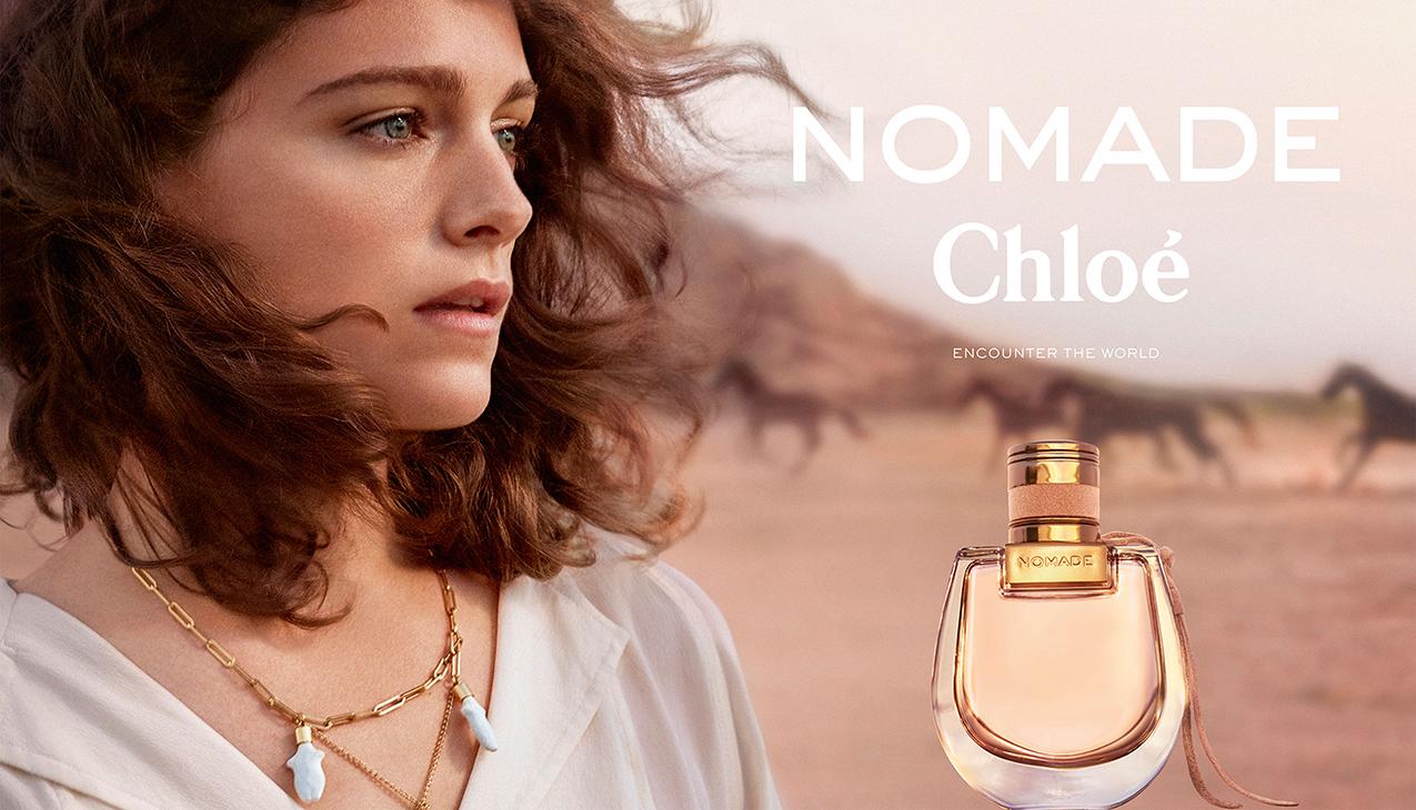 Chloé Nomade; ontmoet de wereld