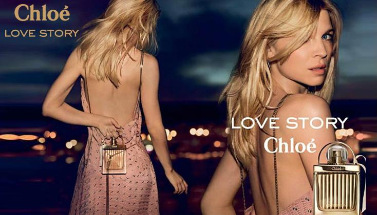 Chloé Love Story; geïnspireerd door Parijse romantiek