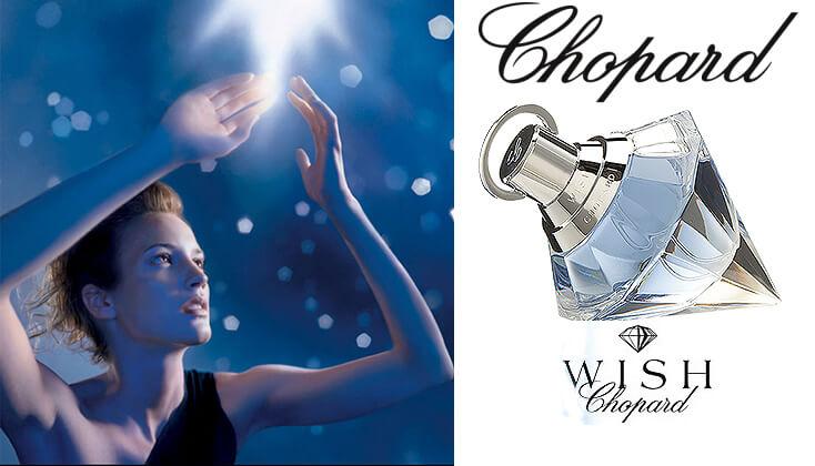 Chopard Wish eau de parfum   nu met 64% korting!