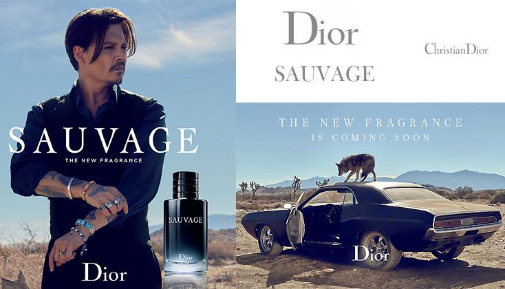 Nieuw van Christian Dior !: Dior Sauvage eau de toilette