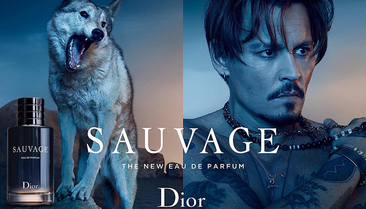 Christian Dior Sauvage edp; sensueel en mysterieus