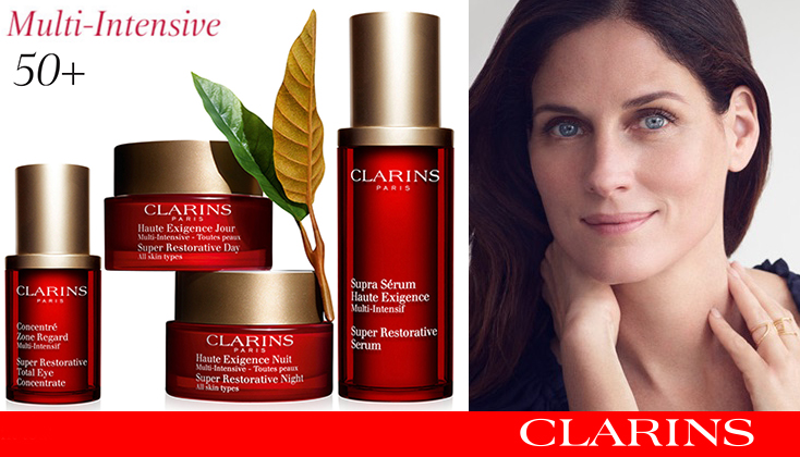 Clarins Multi-Intensive; voel je mooi vanaf je 50e