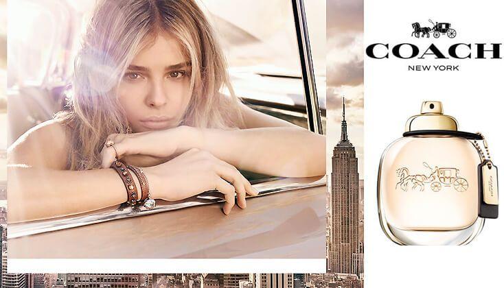 Coach eau de parfum, de spontane energie en koele vibe van New York