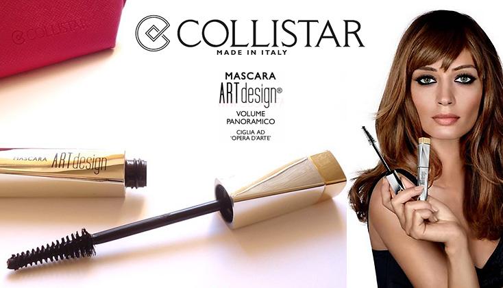 Collistar Art Design Mascara verandert wimpers in ware kunstwerken