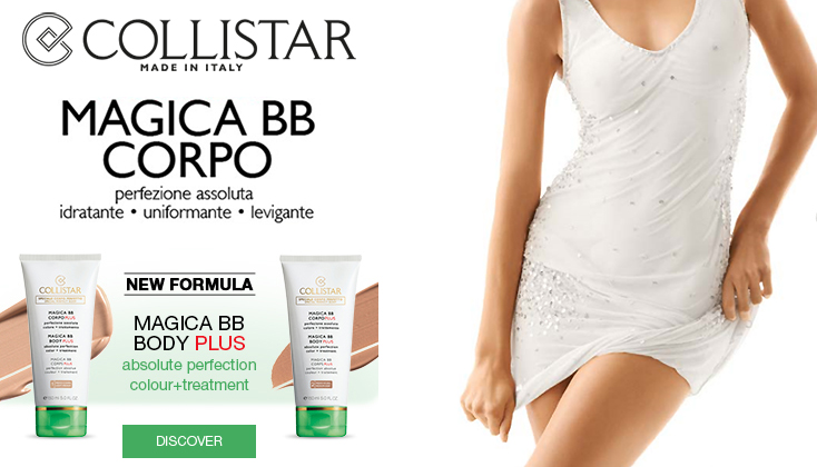 Collistar Magica BB Corpo Plus; absolute perfectie kleur + verzorging