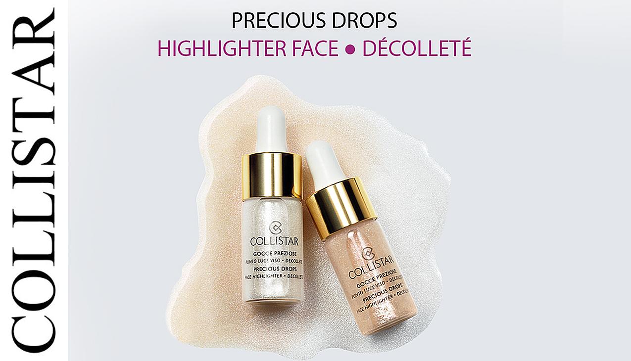 Collistar Precious Drops Face Highlighter