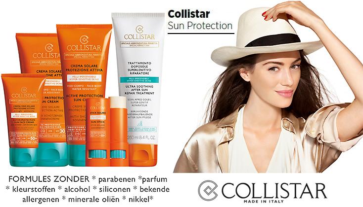 Collistar Sun; nieuwe formule!