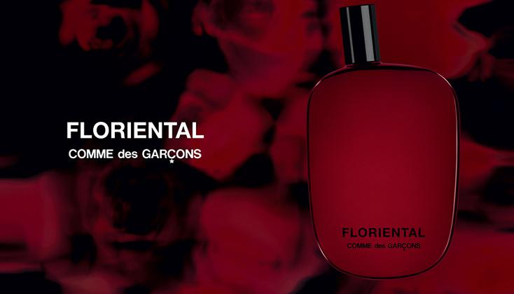 Sale! Comme des Garçons Floriental 100ml eau de parfum