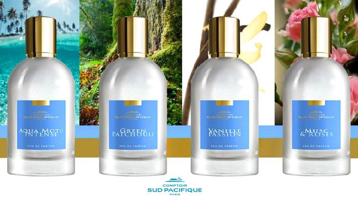 Comptoir Sud Pacifique parfums