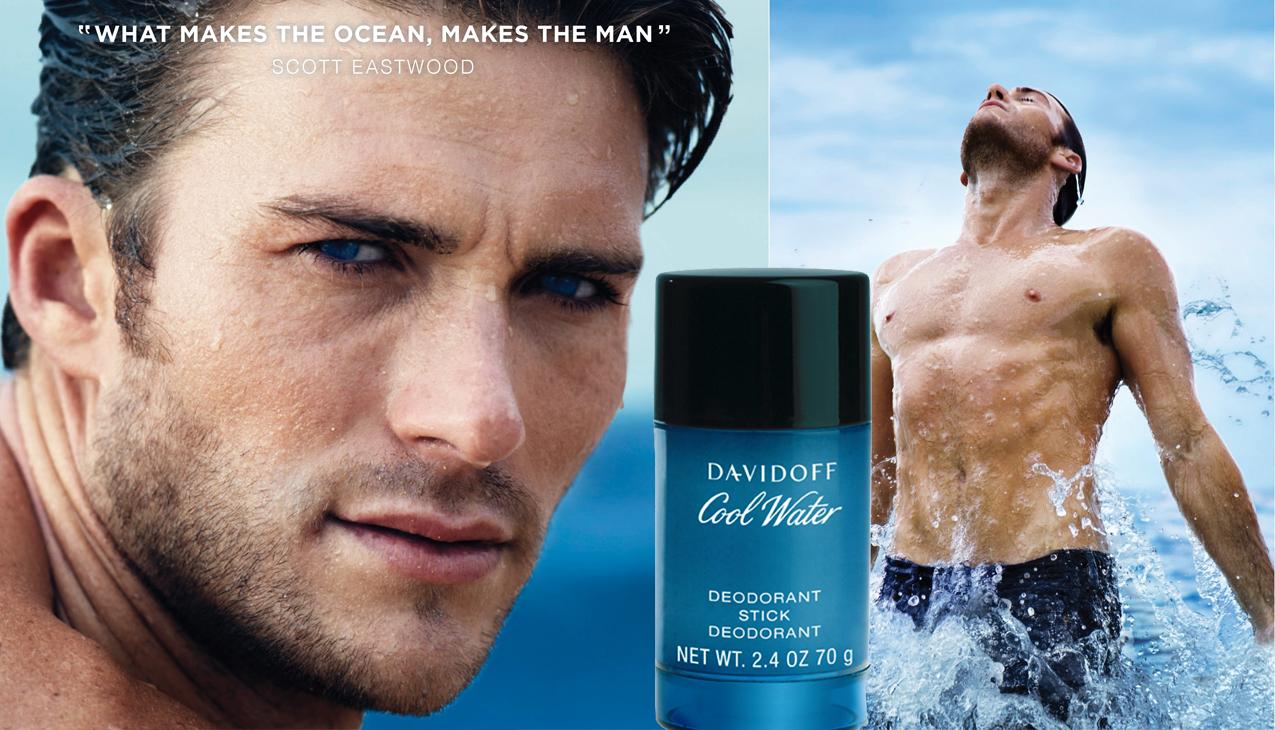 Davidoff Cool Water for Men 75gr Deodorant stick