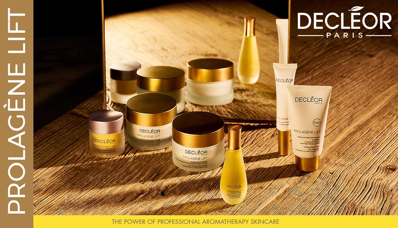 Decleor Prolagène Lift draagt bij aan het herstel van de huid
