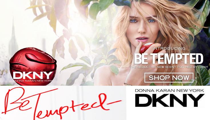 Nieuw! DKNY Be Tempted; verleidelijk en sexy!