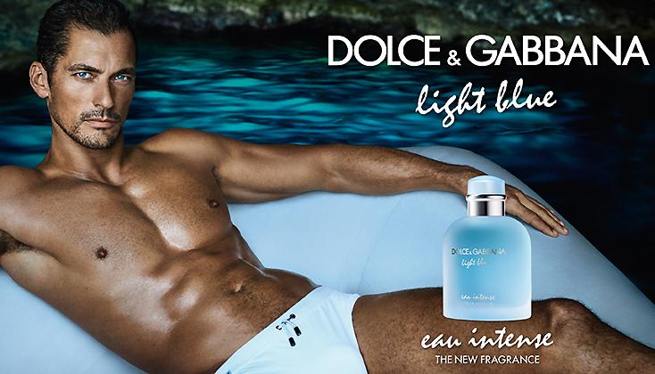 Nieuw! Dolce & Gabbana Light Blue Pour Homme Eau Intense