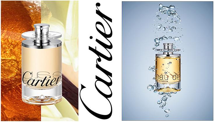 Eau de Cartier; een sensuele en delicate geur voor vrouwen en mannen
