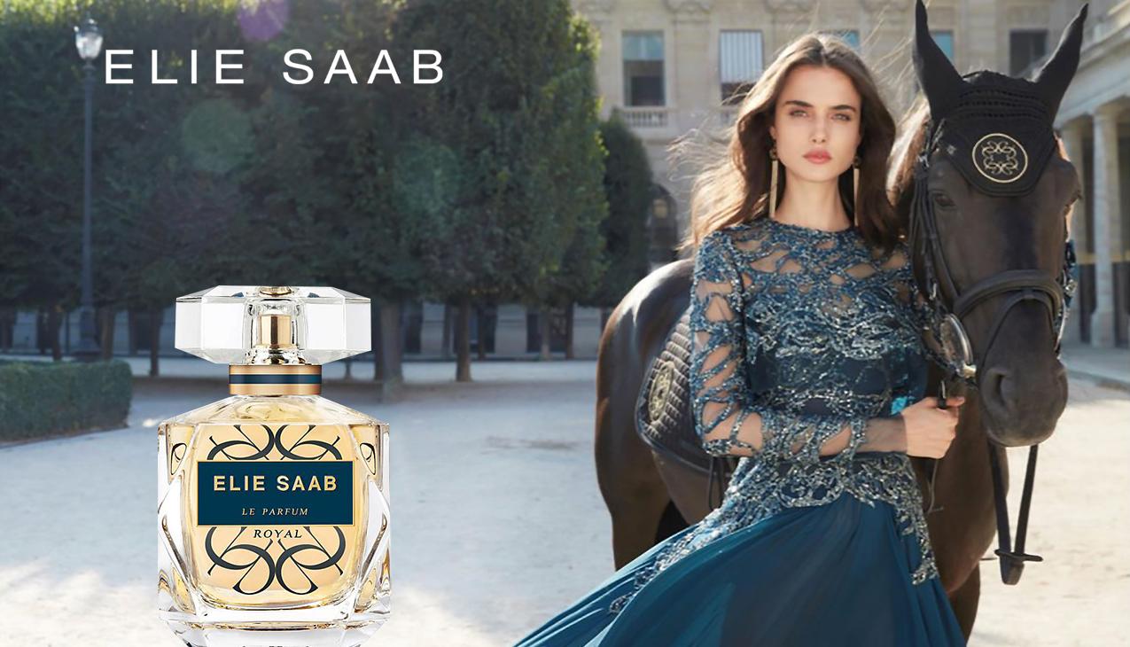 Elie Saab Le Parfum Royal; een krachtige en vrouwelijke geur voor een hedendaagse koningin