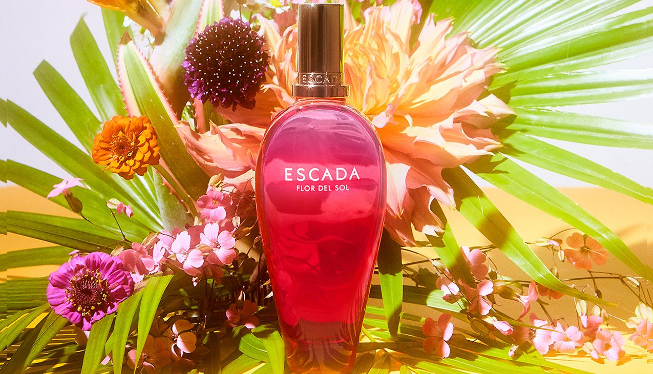 Escada Flor Del Sol; een geur vol levensvreugde