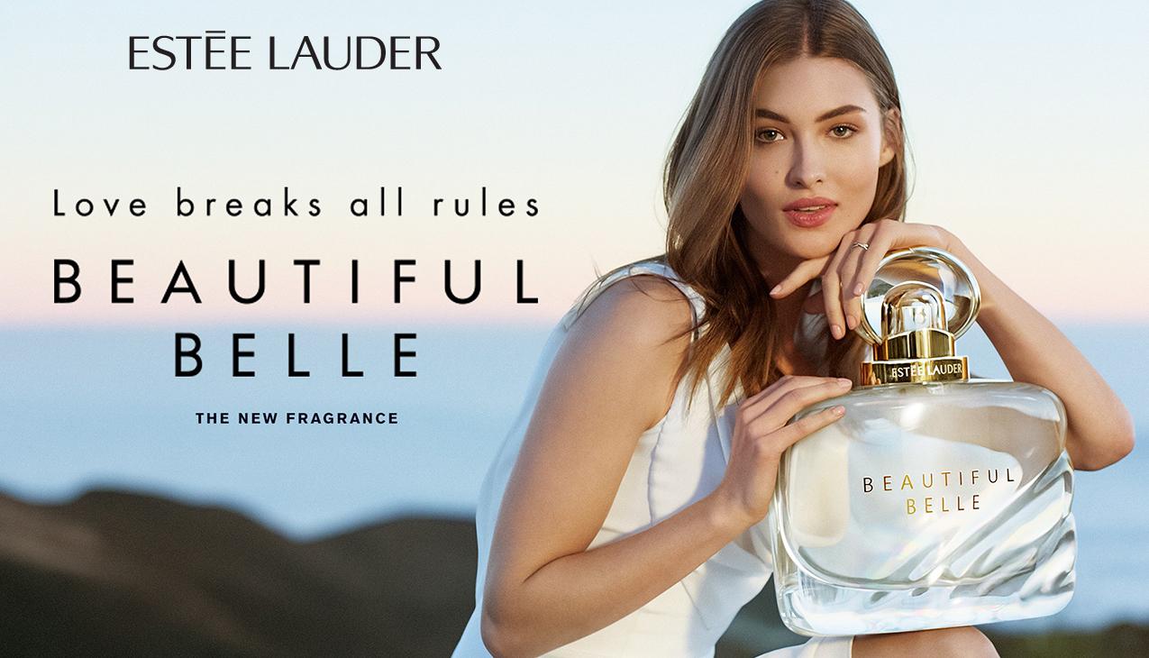 Nieuw! Estée Lauder Beautiful Belle; liefde breekt alle regels
