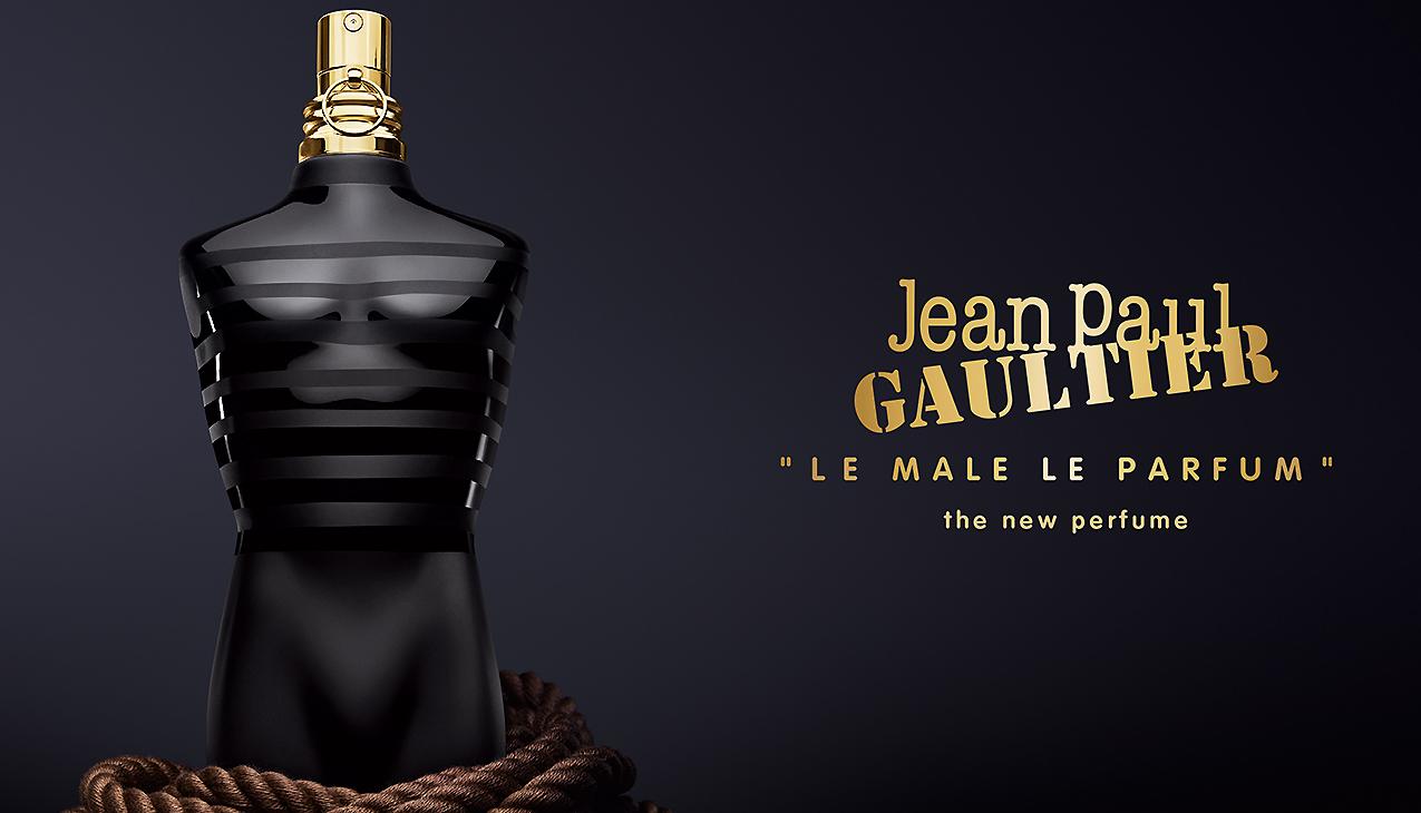 Le Male Le Parfum; een geur vol spannende contrasten en intense aroma's