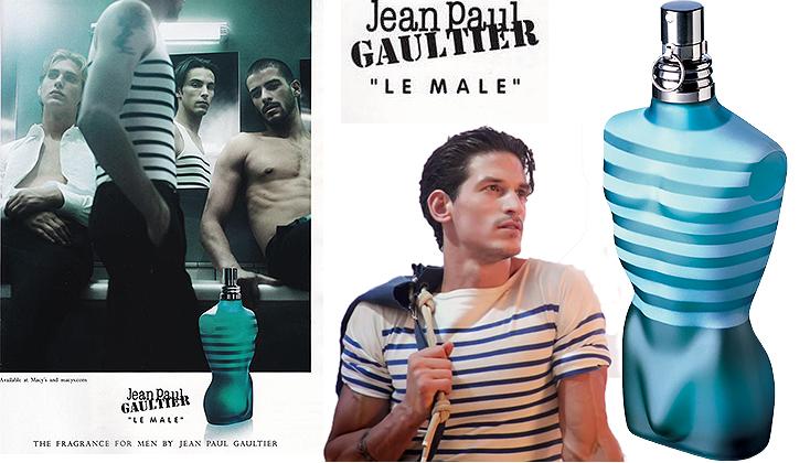 Jean Paul Gaultier Le Male | uniek en magnetisch aantrekkelijk