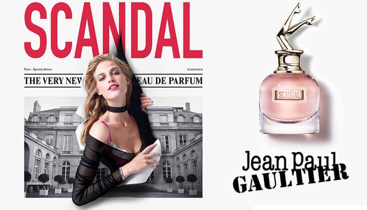 Jean Paul Gaultier: SCANDAL!