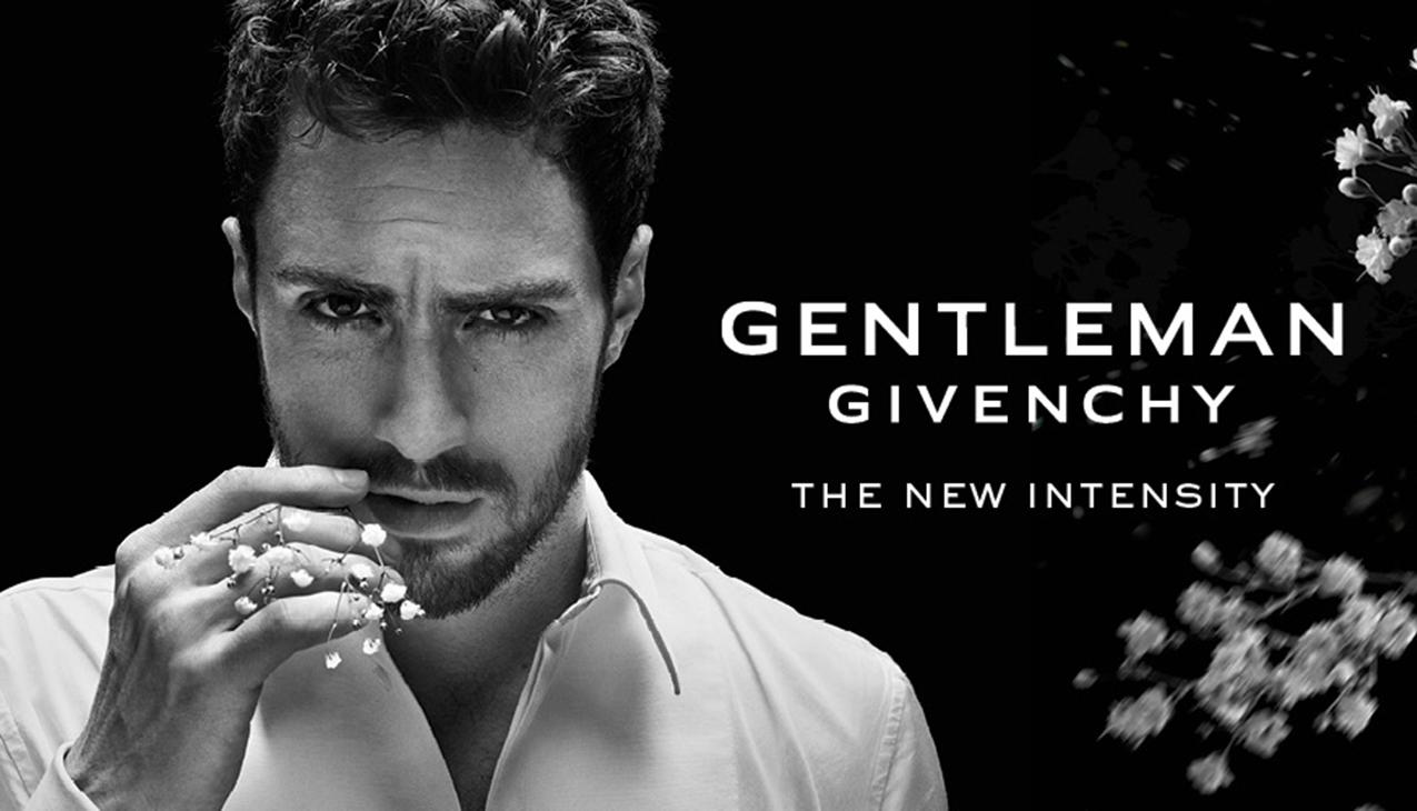 Gentleman Givenchy Eau de Parfum, een nieuwe intensiteit van oneindige charme