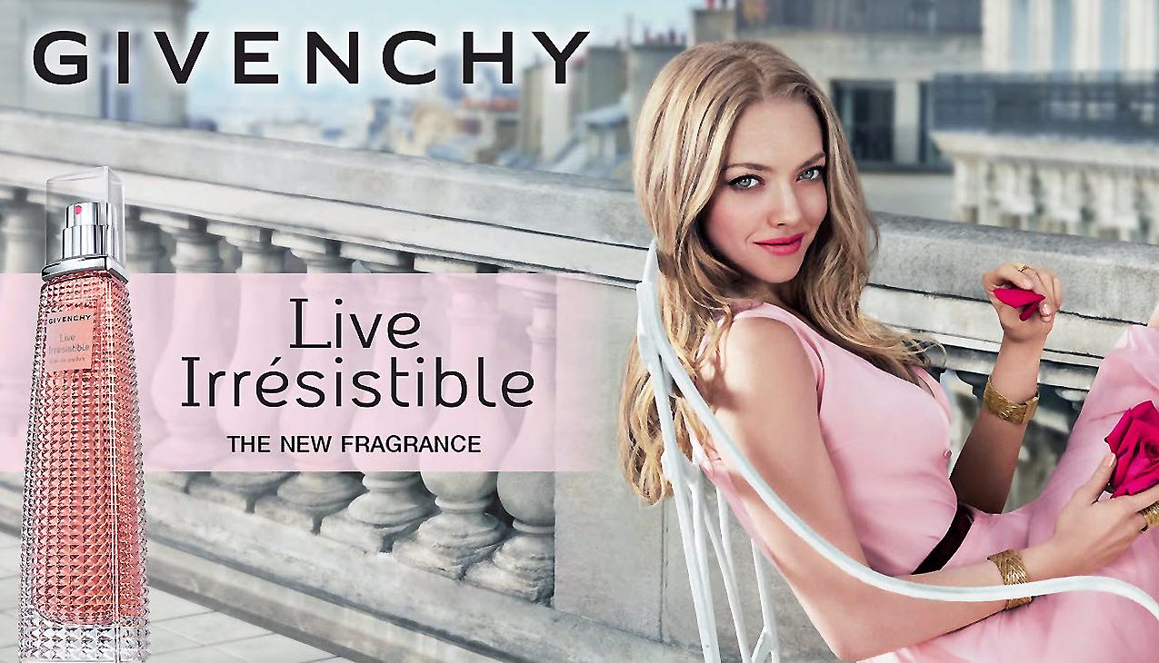 Givenchy Live Irresistible; vandaag is de perfecte dag om een onweerstaanbaar leven te beginnen!