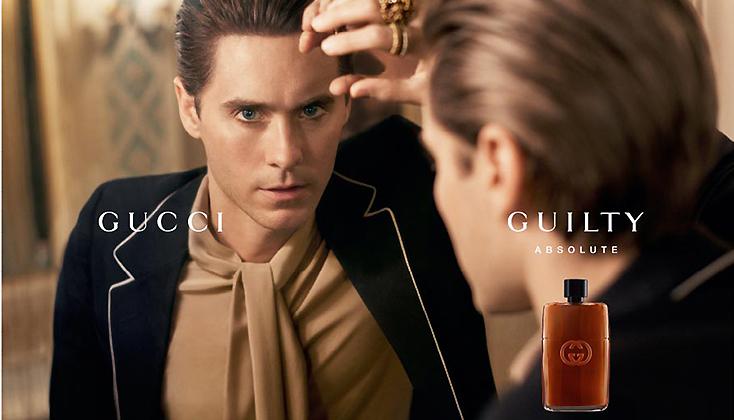 Gucci Guilty Absolute; een rebelse herengeur