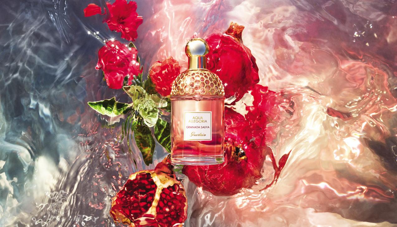 Granada Guerlain Salvia nodigt je uit voor een zintuiglijke ontsnapping