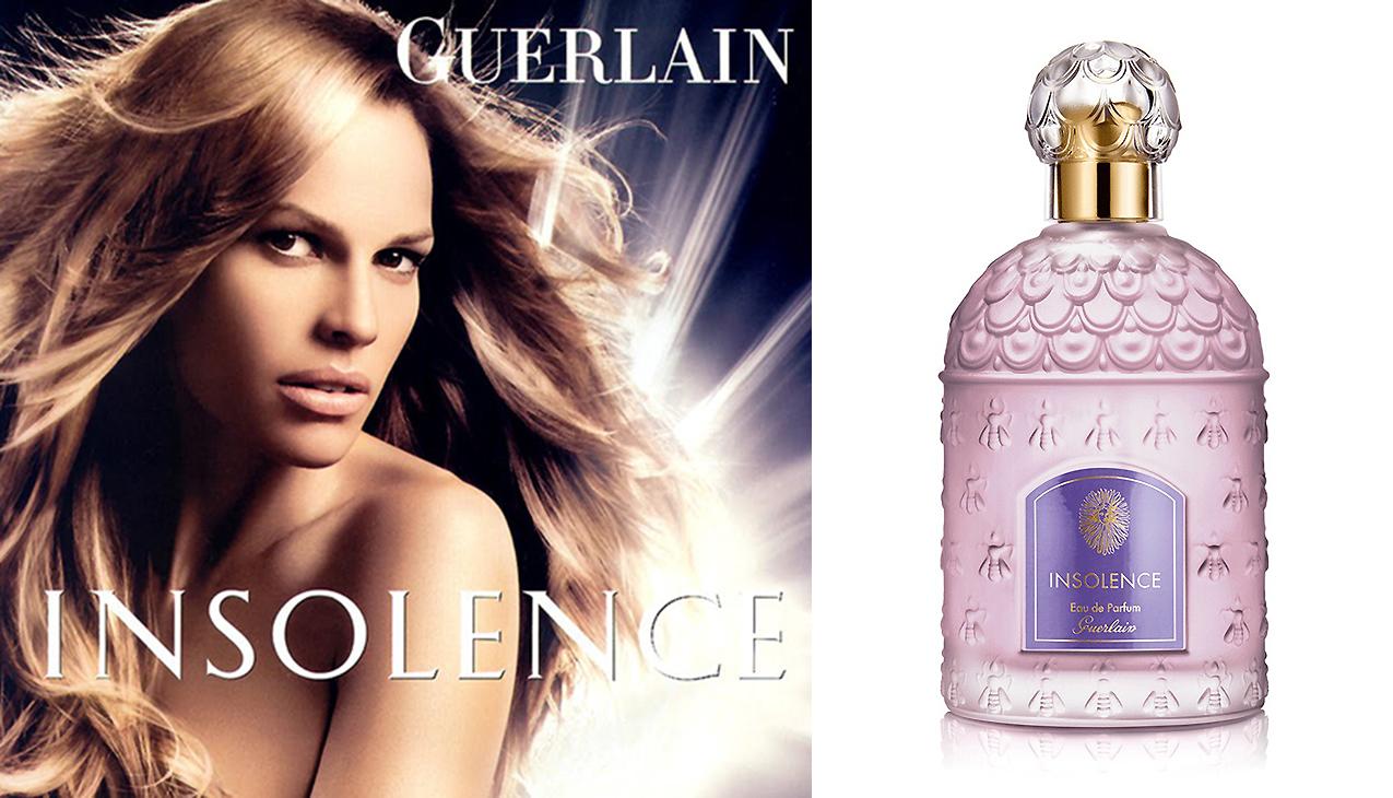 Guerlain Insolence; een onbeschaamd vrouwelijk parfum