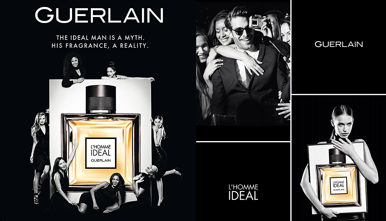 Guerlain L'Homme Ideal; Mythe of realiteit?