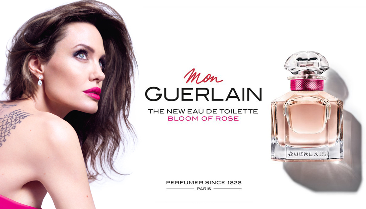 Mon Guerlain Bloom of Rose nodigt je uit om elk moment ten volle te leven