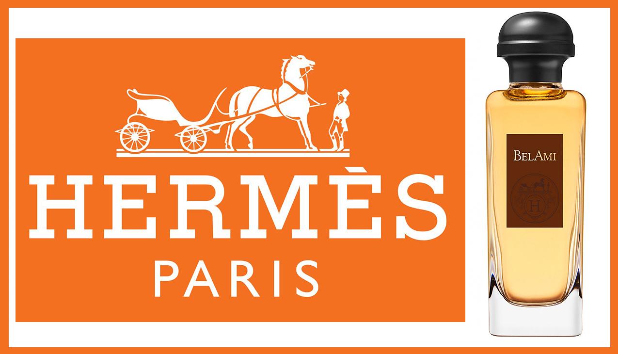 Hermes Bel Ami eau de toilette viert leder in zijn meest authentieke expressie