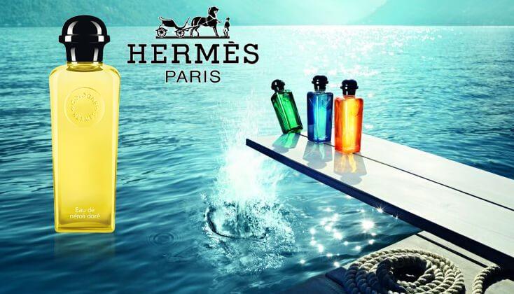 Hermes Les Colognes, zomer 2016: Eau de Néroli Doré