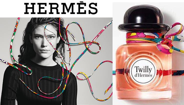 Nieuw! Twilly d'Hermès; zelfverzekerde, verleidelijke sensualiteit